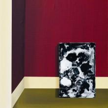 大橋麻里子/Mariko Ohashi 《豪邸》 2017, 60.6×45.5cm, acrylic on canvas