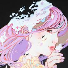米満彩子/Ayako Yonemitsu《少女無常》