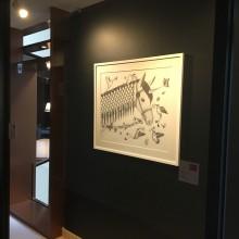 特別展示『PREVIEW AiPHT』31階アーティストフロア 展示風景