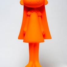 タカハシマホ/Maho Takahashi 《マルチビタミン》 2020, 13×30×13cm, レジン、アクリル
